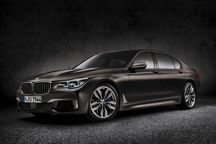 BMW's M760Li xDrive 9