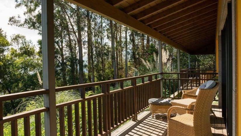 Balcony, Choupana Hills Resort & Spa