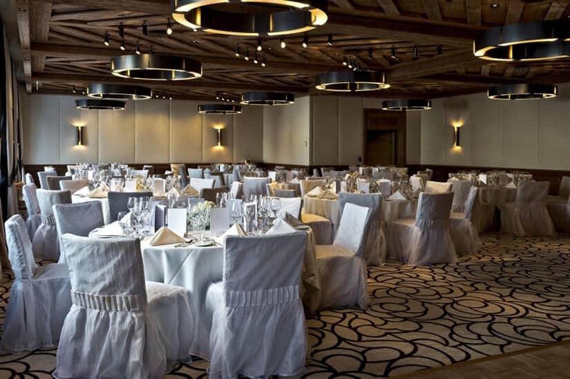 Ballroom, Gstaad Luxury Resort