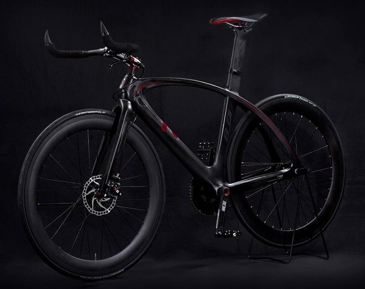 BestiaNera Hybrid Bike 6