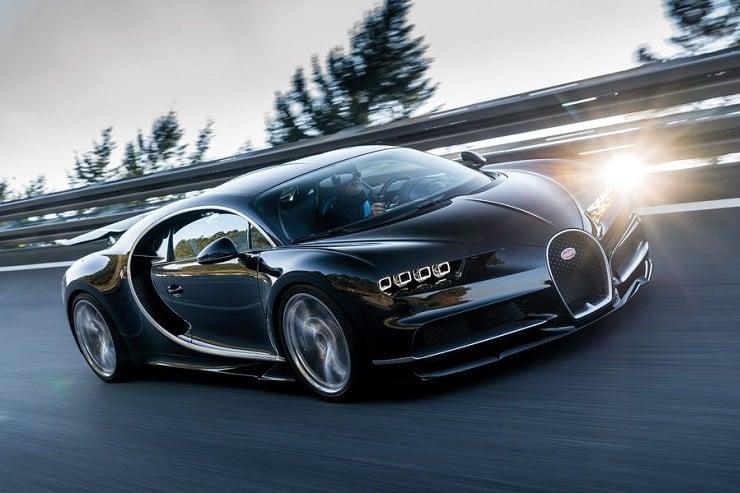 Bugatti Chiron 2