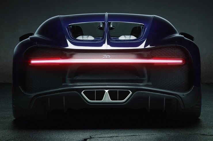 Bugatti Chiron 3
