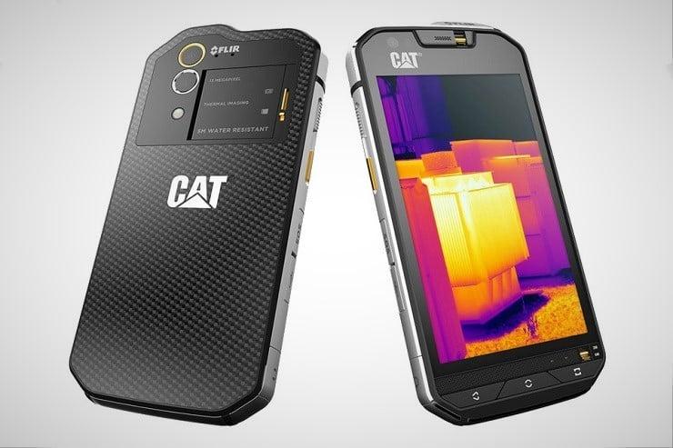 CAT S60 Smartphone 1