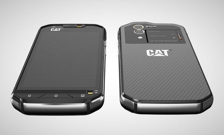 CAT S60 Smartphone 2
