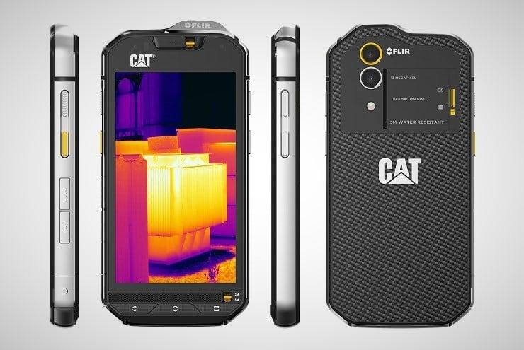 Cat S60 Smartphone Men S Gear