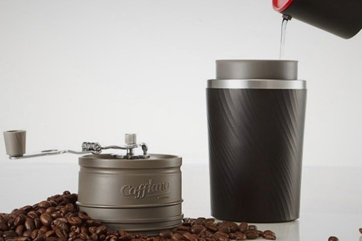 Cafflano Klassic All-in-One Coffee Brewer 2
