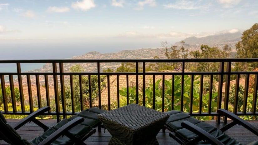 Choupana Hills Resort & Spa, Balcony