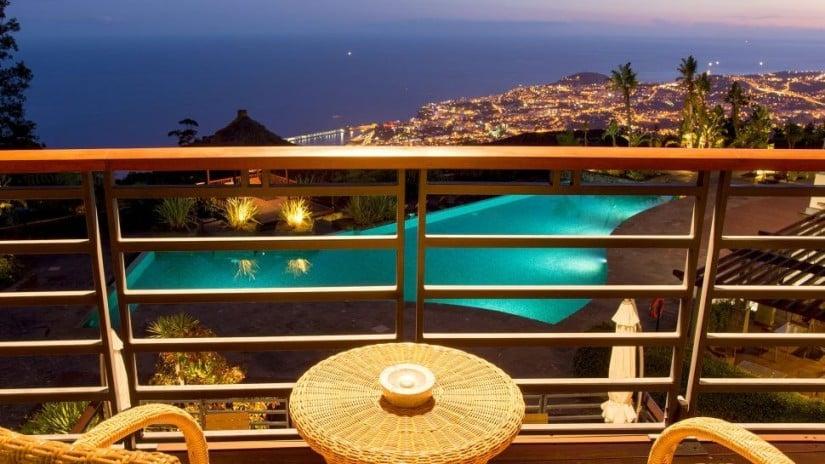 Choupana Hills Resort & Spa, Terrace