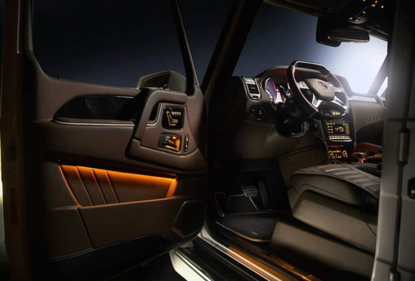 Door ARES Performance Mercedes G-Class