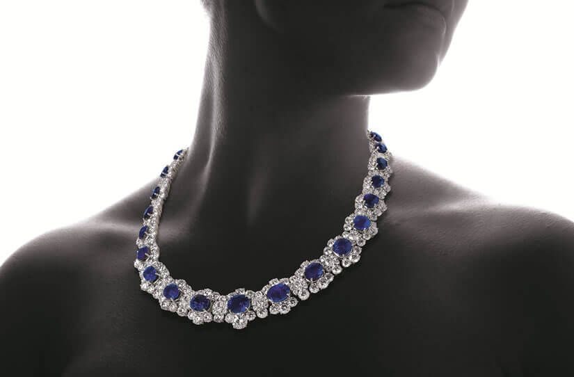 Empress Necklace by Black, Starr & Frost