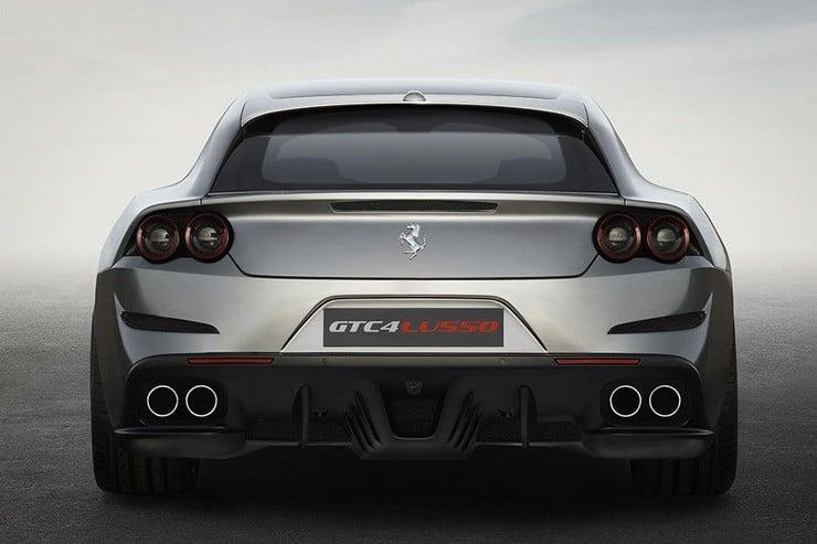 Ferrari GTC4Lusso 4