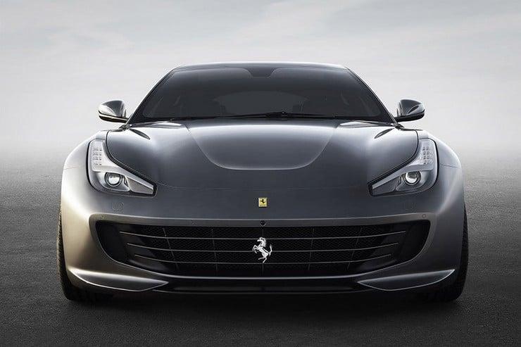 Ferrari GTC4Lusso 5
