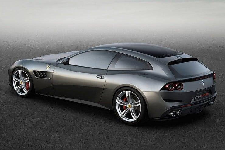 Ferrari GTC4Lusso 7