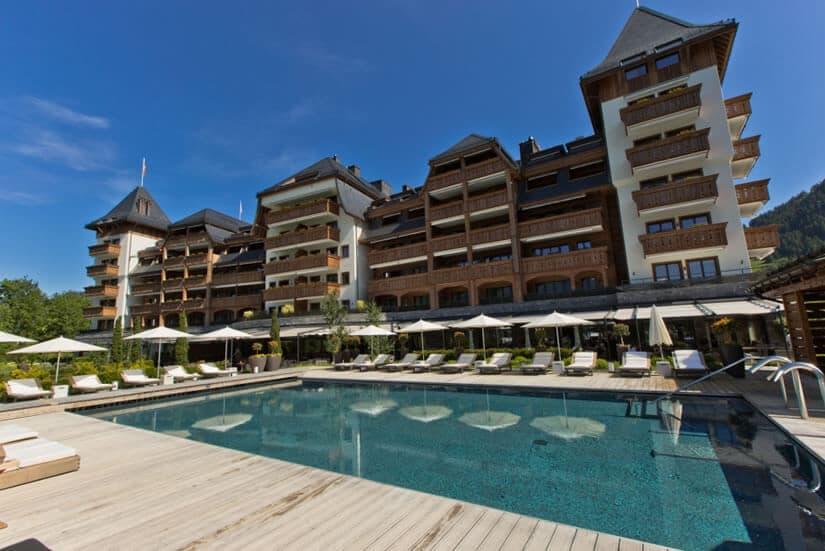 Gstaad Luxury Resort, Swimming Pool