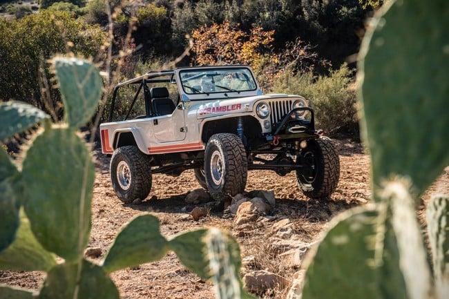 Legacy Jeep Scrambler 4