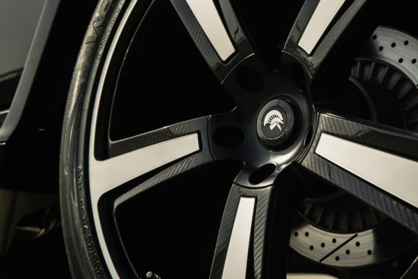 Luxury Rims Mercedes-Benz G-Class by ARES Performance