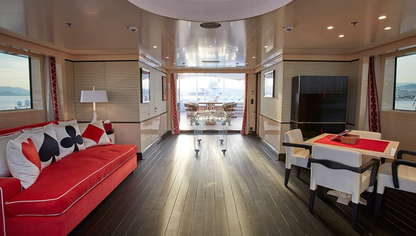 Madame Kate Luxury Superyacht