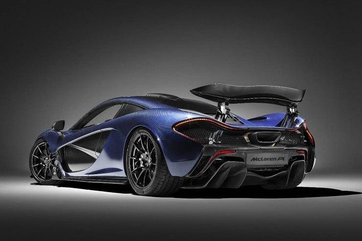 McLaren Special Ops P1 5