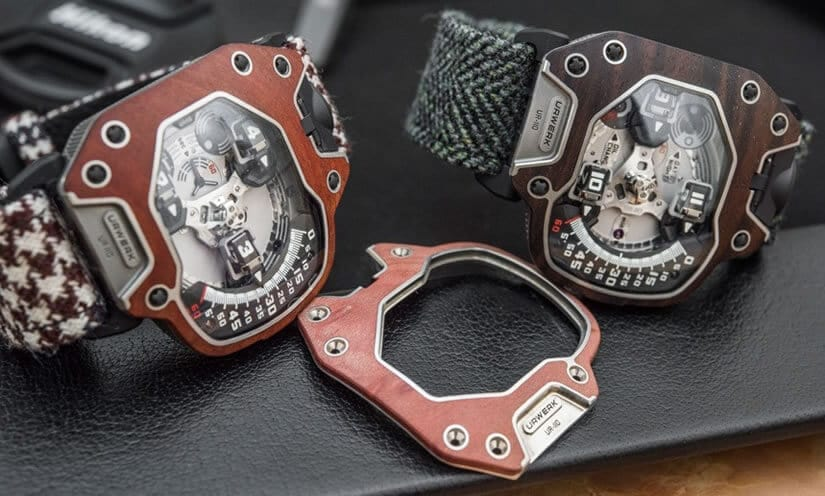New Luxury Wristwatch Urwerk UR-110 Eastwood