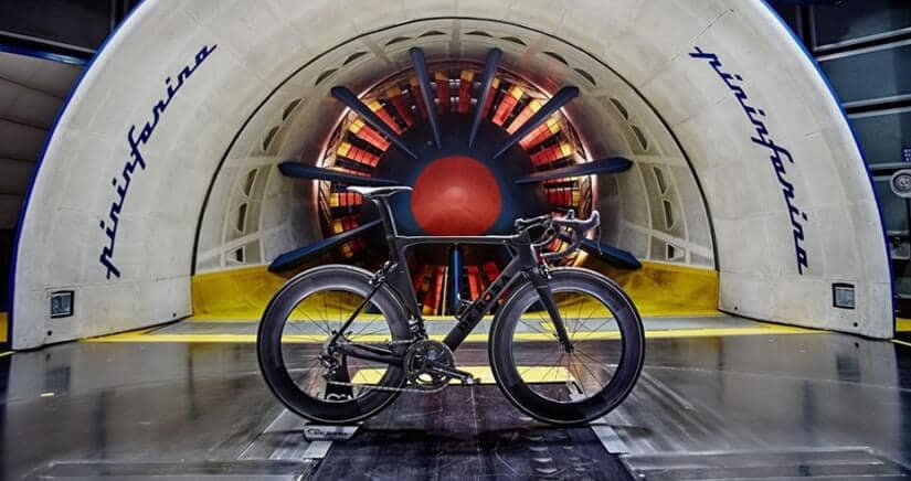 Pininfarina Carbon Fiber Bicycle
