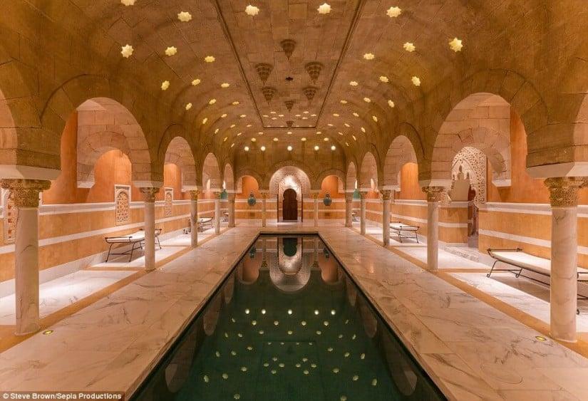 Pool, Hacienda de la Paz