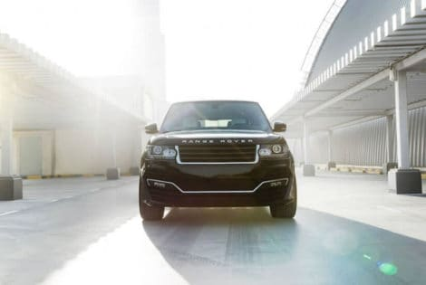 Range Rover by ARES Performance