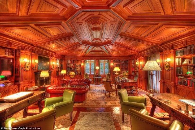 Room, Hacienda de la Paz, Los Angeles,