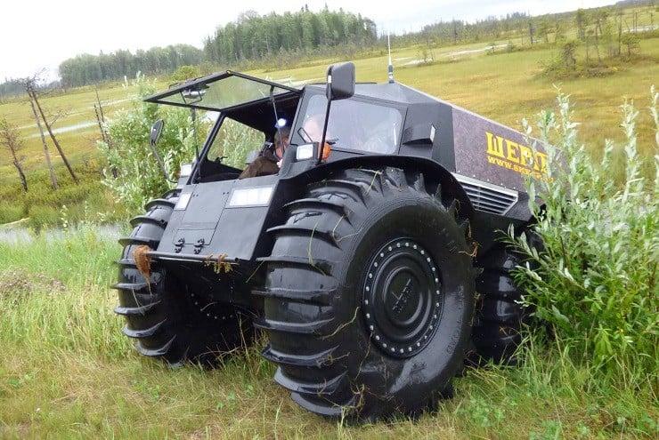SHERP ATV 14
