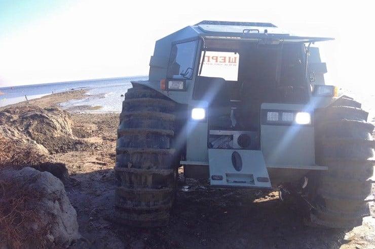 SHERP ATV 15