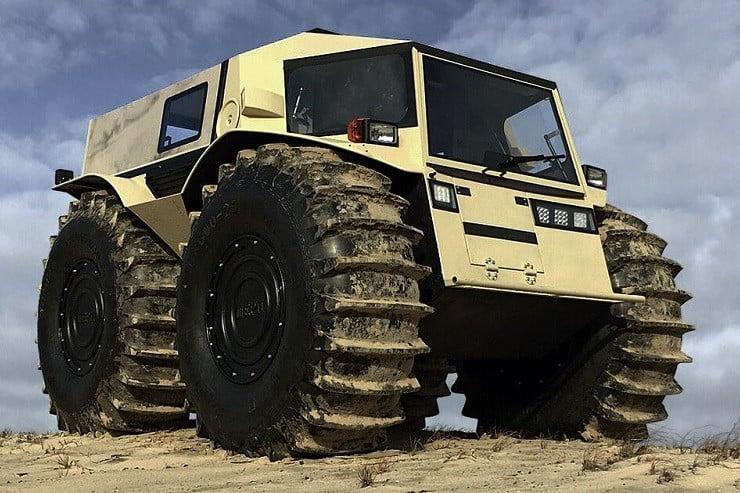 SHERP ATV 17