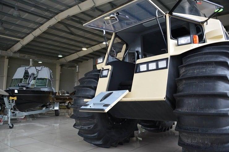 SHERP ATV 18