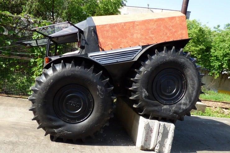 SHERP ATV 20