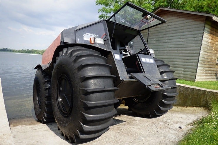 Sherp Atv For Sale >> SHERP ATV | Men's Gear