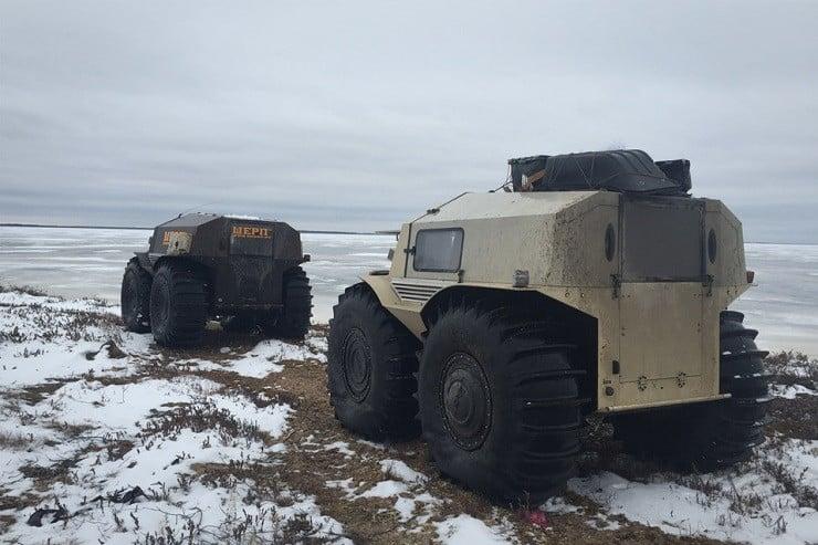 SHERP ATV 23