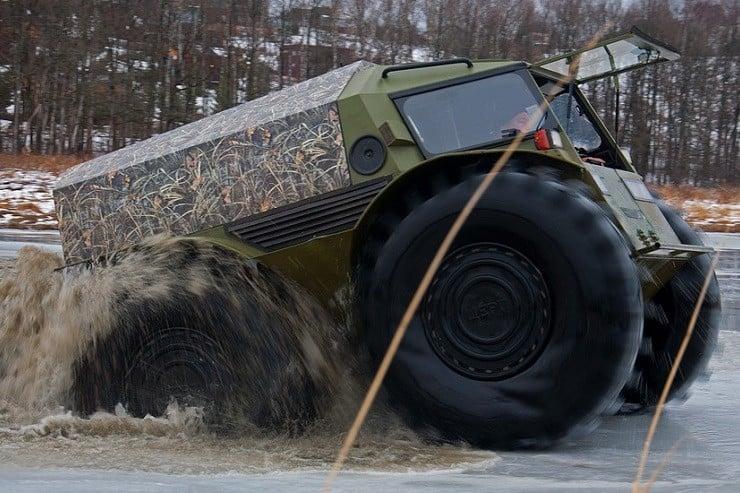 SHERP ATV 6