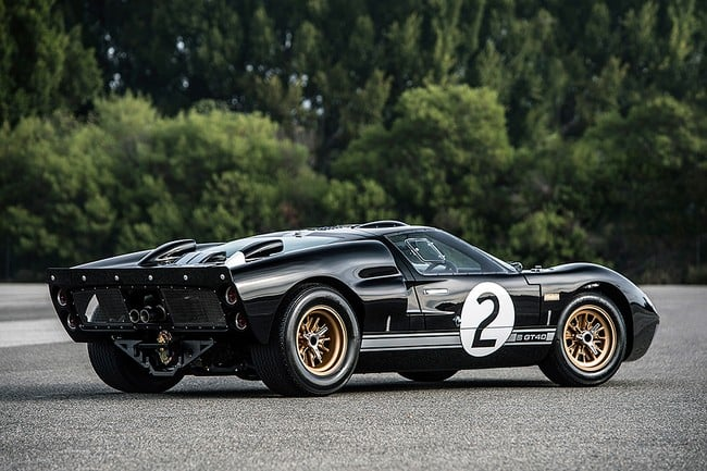 Shelby GT40 MKII 50th Anniversary Le Mans Edition 13