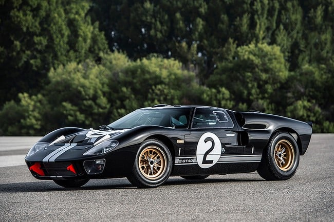 Shelby GT40 MKII 50th Anniversary Le Mans Edition 14