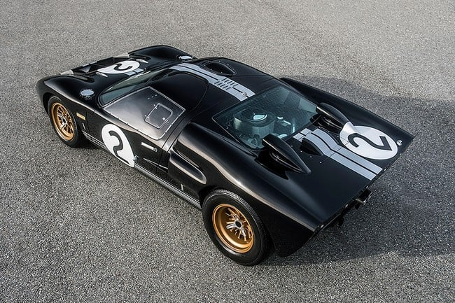 Shelby GT40 MKII 50th Anniversary Le Mans Edition 2