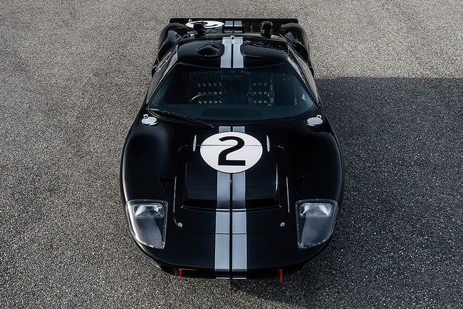 Shelby GT40 MKII 50th Anniversary Le Mans Edition 4