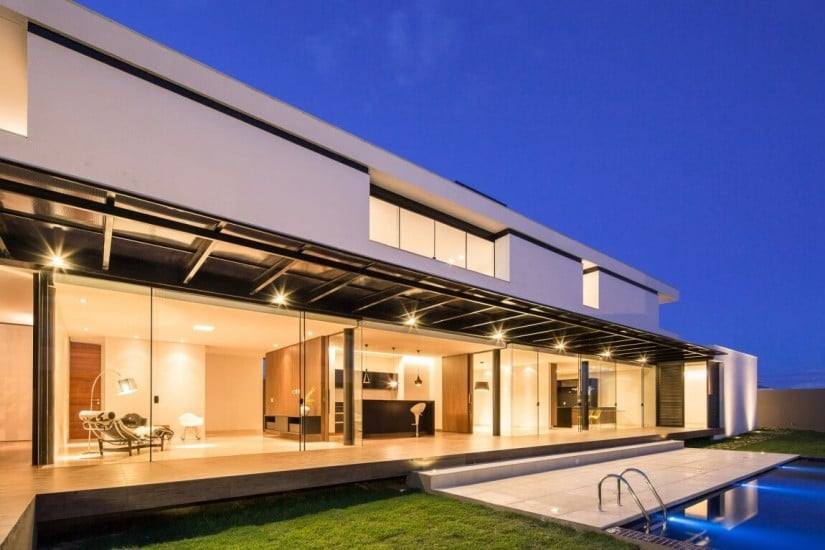 Terrace, Casa MCO by Esquadra Yi