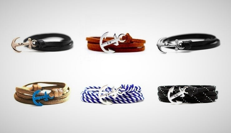 Thread Etiquette Bracelets & Watches 10