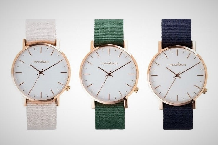 Thread Etiquette Bracelets & Watches 12