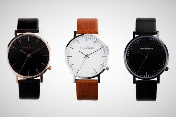 Thread Etiquette Bracelets & Watches 8