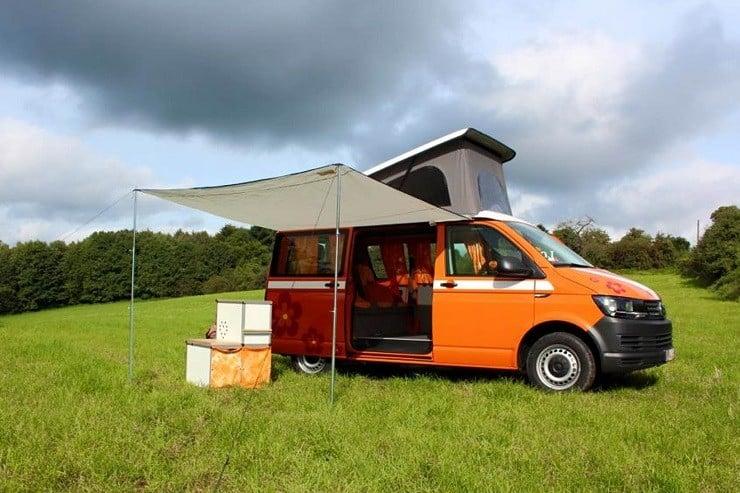 Volkswagen Flow Camper 10
