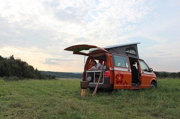Volkswagen Flow Camper 12