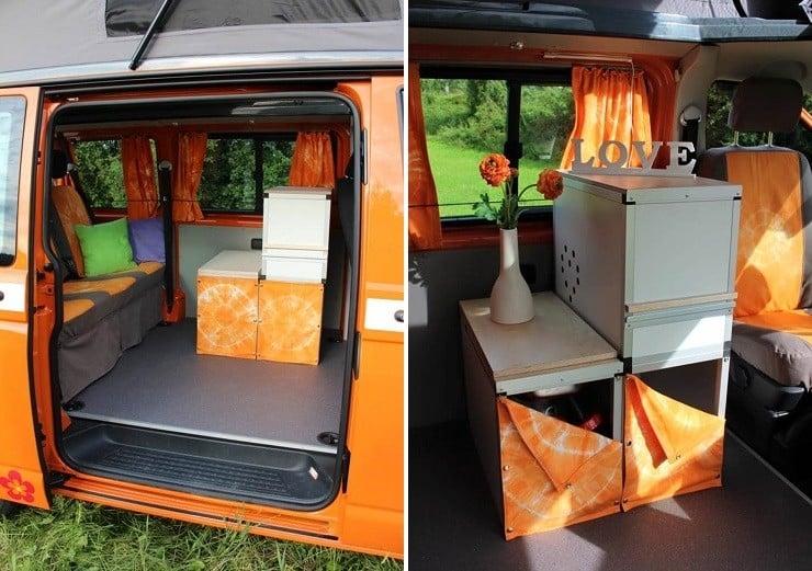 Volkswagen Flow Camper 7