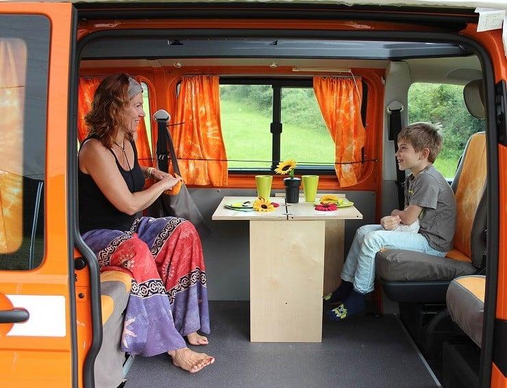 Volkswagen Flow Camper 9
