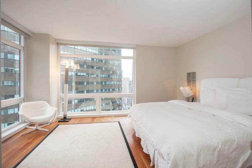 $10 Million New York Apartment, Bedroom