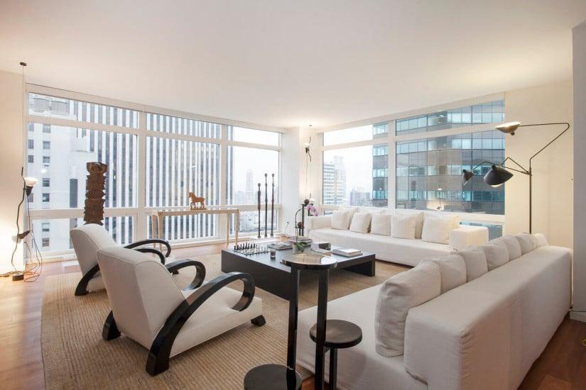 $10 Million New York Apartment, Interior Design