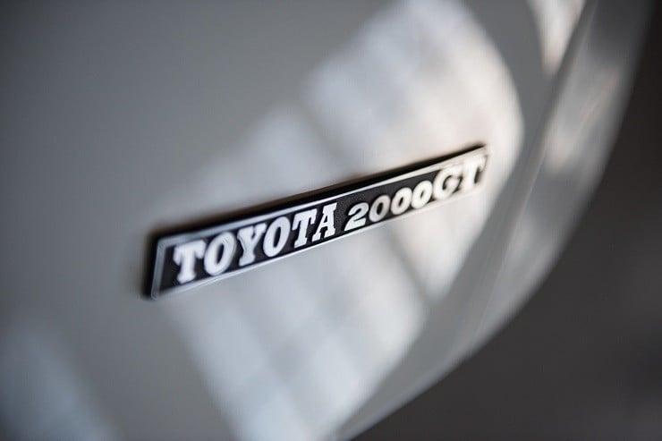 1967 Toyota 2000GT 6